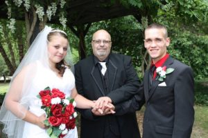 Pro DJ's Wedding Officiant
